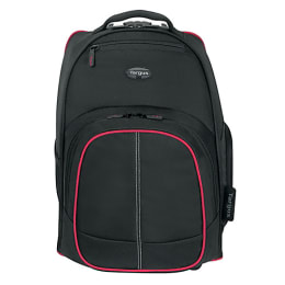 Targus Polyester Laptop Backpack (TSB75001AP-52, Black)_1