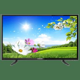 Hitachi 81 cm (32 inch) HD LED TV (LD32SY01A-CIW, Black)_1
