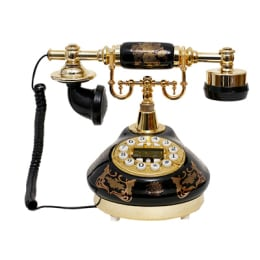 DRAV Antique Corded Phone (As Per Stock Availability)_1