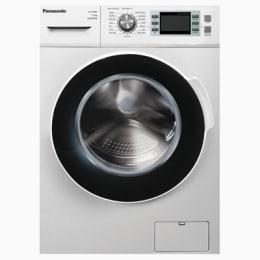 Panasonic 7 kg Fully Automatic Front Loading Washing Machine (NA-127MB1W, White)_1