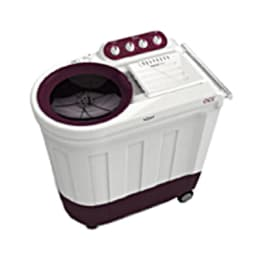 Whirlpool 8 kg Semi Automatic Top Loading Washing Machine (ACE 80A, Coral Red)_1