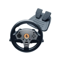 Thrustmaster Universal Challenge 5 in 1 Racing Wheel for PC/PS3/PS2 (GH0177, Black)_1