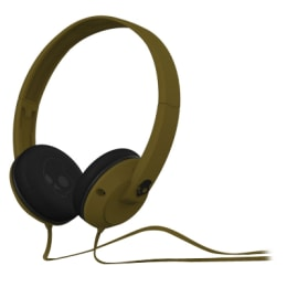 Skullcandy S5URDY-237 Uprock Army Wired Headphone (Green)_1