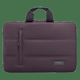 Targus Crave II Zip Enclosure 38 cm MacBook Slipcase (TSS59001AP-50, Black)_1