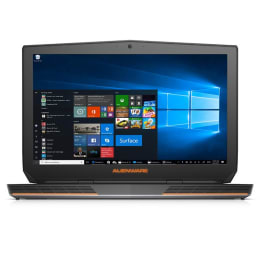 Dell Alienware 15 Z569953HIN9 Core i7 6th Gen Windows 10 Laptop (16 GB RAM, 1 TB HDD + 512 GB SSD, NVIDIA + 8 GB Graphics, 39.62cm, Silver)_1
