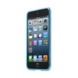 Capdase Soft Jacket Xpose Back Case for Apple iPod Touch 5 (EP1218, Blue)_1