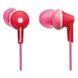 Panasonic In-Ear Wired Earphones (RP-HJE125E, Pink)_1