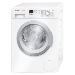 Bosch 6.5 kg Fully Automatic Front Loading Washing Machine (WAK20165IN, White)_1