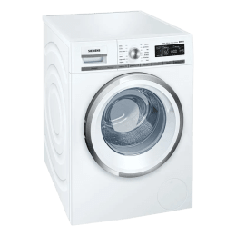 Siemens 9 kg Fully Automatic Front Loading Washing Machine (WM14W540IN, White)_1