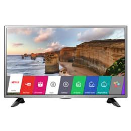 LG 81 cm (32 inch) HD Ready LED Smart TV (32LH576D, Black)_1