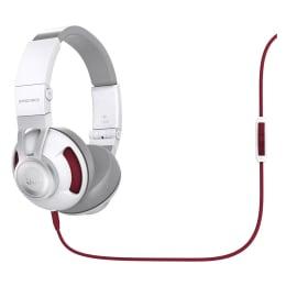 JBL Synchros On-Ear Headphones (SYN OE300A WNR, White/Red)_1