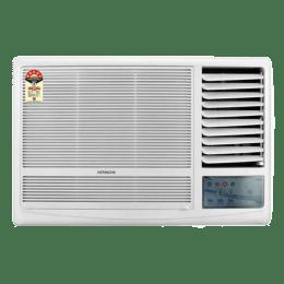 Hitachi 2 Ton 1 Star Window AC (Kaze Plus RAW222KTD, Copper Condenser, White)_1