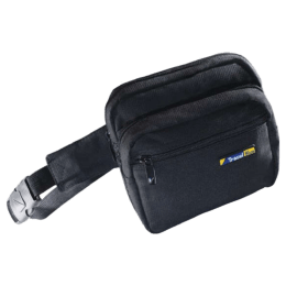 Travel Blue Polyester Metro Pouch (TB-635, Black)_1