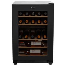 Haier Wine Cellar 25 bottles (Black)_1