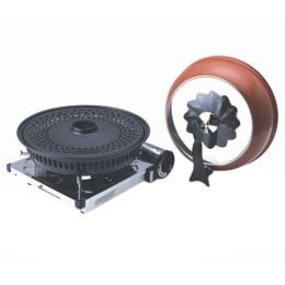 Wonderchef Gas Oven Tandoor (AO2019, Black)_1
