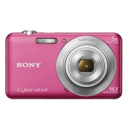 Sony Cyber Shot 16.1 MP Point & Shoot Camera (DSC-W710, Pink)_1