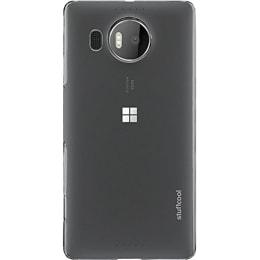 Stuffcool Clair Plastic Hard Back Case Cover for Nokia Lumia 950 XL (CLMS950XL-CLR, Transparent)_1