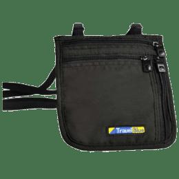 Travel Blue Ultra Slim Travel Neck Wallet (124, Black)_1