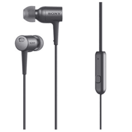 Sony In-Ear Wired Earphones with Mic (MDR-EX750NA, Black)_1