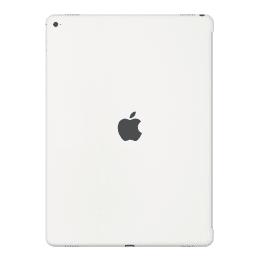 Apple iPad Pro Silicone Back Case (MK0E2ZM/A, White)_1