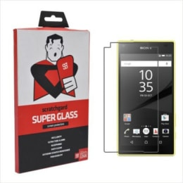 Scratchgard Tempered Glass Screen Protector for Sony Z5 (Clear)_1