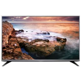 LG 124 cm (49 inch) Full HD LED TV (49LH547A, Black)_1