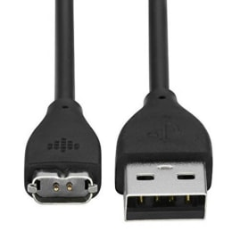 Fitbit USB 2.0 (Type-A) to Micro USB Charging Cable (FB156CCC, Black)_1