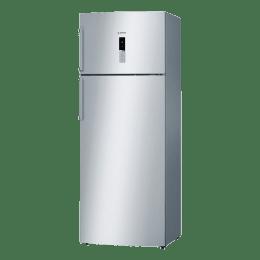 Bosch 507 L Frost Free Double Door Inverter Refrigerator (KDN 56XI30I, Silver)_1