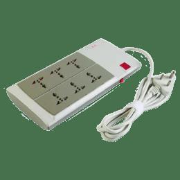 GM G-Power 6 + 1 Outlet Spike Adaptor (3059, Grey)_1