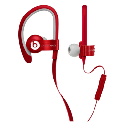 Beats Powerbeats 2 In-Ear Bluetooth Earphones with Mic (MH782ZM/A, Red)_1