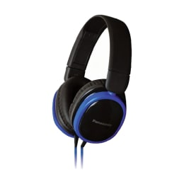 Panasonic RP-HX250ME-A Over-the-Ear Outdoor Headphone (Blue)_1