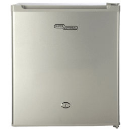 Super General SGRI 035HS 47 Litres Single Door Refrigerator (Silver)(Croma Exclusive)_1