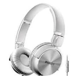 Philips SHL3095WT Headphones (White)_1