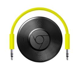 Google Chromecast Audio Media Streaming Dongle (Black)_1