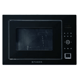 Faber 32 Litres Built-in Microwave Oven (10 Auto Cook Menus, FBI MWO 32L GLB, Stainless Steel)_1