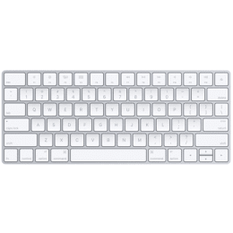 Apple Magic Keyboard with Numeric Keypad (MLA22HN/A, White)_1