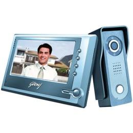 Godrej Solus 17.78 cm Video Door Phone Kit (SEVD9020, Blue)_1