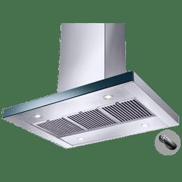 Faber Stilux Isola Plus 1000 m³/hr 90cm Ceiling Chimney (Baffle Filter, LTW 90, Stainless Steel)_1