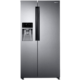 Samsung 654 Litres RS58K6417SL/TL Side by Side Refrigerator (Stainless Steel)_1