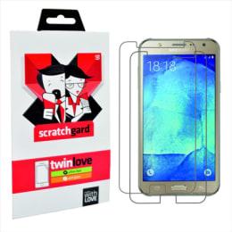 Scratchgard Tempered Glass Screen Protector for Samsung Galaxy J7 (Transparent)_1