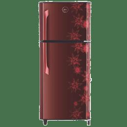 Godrej 231 L 2 Star Frost Free Double Door Refrigerator (RT EON 231 C 2.4, Berry Bloom)_1