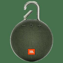 JBL CLIP 3 Portable Bluetooth Speaker (Green)_1