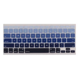 AirPlus AirGuard Keyboard Protector for Apple MacBook (AP-AG-915, Blue Shade)_1