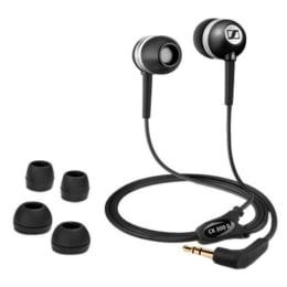 Sennheiser Precision In-Ear Wired Earphones (CX-300 II, Black)_1