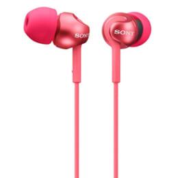 Sony In-Ear Wired Earphones (MDR-EX110LP, Pink)_1