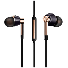 1MORE Triple Driver Earphones (E1001-GD, Gold)_1