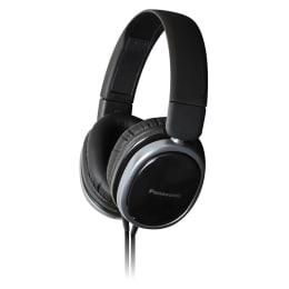 Panasonic RP-HX250ME-K Over-the-Ear Outdoor Headphone (Black)_1