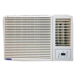 Blue Star 1.5 Ton 3 Star Window AC (3W18GA, Copper Condenser, White)_1