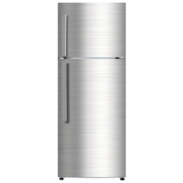 Haier 258 L 3 Star Frost Free Double Door Refrigerator (HRF-2783CSS-E, Stainless Steel)_1