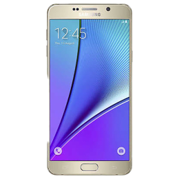 Samsung Galaxy Note 5 (Gold, 64 GB, 4 GB RAM)_1